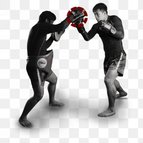 Boxer - Boxing Glove Muay Thai Combat Boxing Training PNG