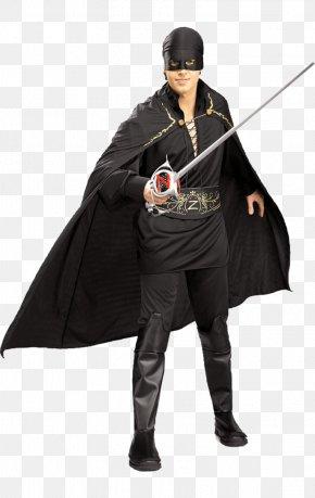 Costume - Zorro Halloween Costume Clothing Adult PNG