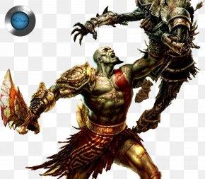 Kratos God Of War 3 - God Of War III God Of War: Ghost Of Sparta God Of War: Chains Of Olympus God Of War: Ascension PNG