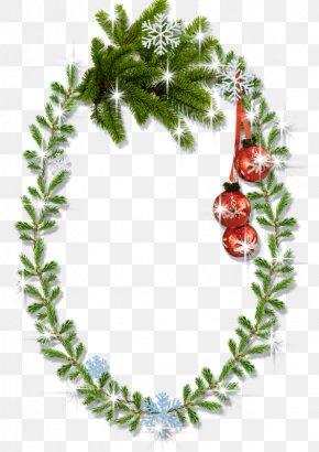 Green Frame - Royal Christmas Message Wish Greeting Christmas Card PNG
