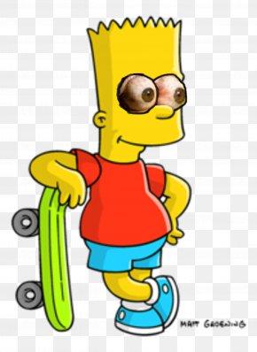 Bart Simpson - Bart Simpson Marge Simpson Lisa Simpson Maggie Simpson Homer Simpson PNG