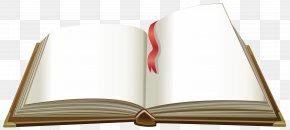 Oen Book Transparent Clip Art Image - Book Clip Art PNG