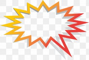 Vector Explosion Dialog PNG
