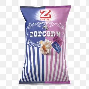 Sweet Corn - Popcorn Caramel Corn Salt Potato Chip Zweifel PNG