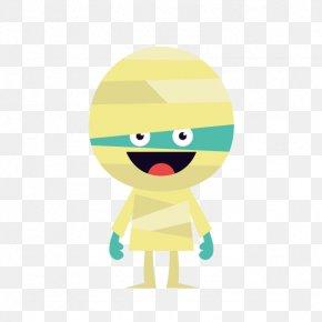 Mummy Monster PNG