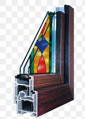 Window - Window Stained Glass Building Insulated Glazing PNG