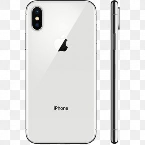 Iphone X 64 Silver - Apple IPhone 7 Plus IPhone 6 IOS Apple IPhone X 64GB Silver PNG