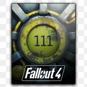 Icon Vector Fallout 4 - Fallout Shelter Fallout 4: Vault-Tec Workshop Wasteland Prey Fallout 4 VR PNG