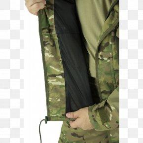 Smog - MultiCam Military Camouflage Khaki Clothing PNG