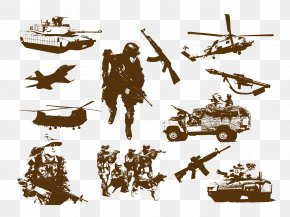 Military Battle - Airplane Army Military Soldier PNG