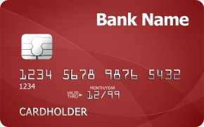 Credit Card Clipart - EMV Credit Card Debit Card Smart Card PNG