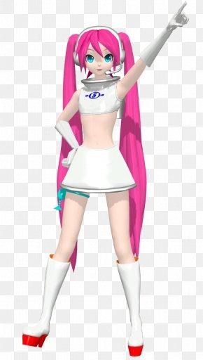 Hatsune Miku - Space Channel 5 Hatsune Miku: Project Diva X Hatsune Miku: Project DIVA Extend Sega PNG