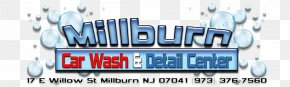 Car Wash Service - Millburn Car Wash Vehicle License Plates PNG