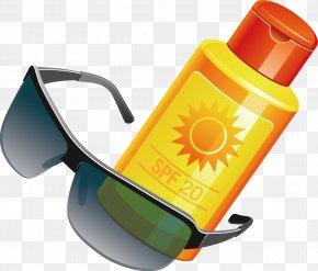 Sunglasses Decoration - Sunglasses PNG
