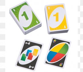 Uno Card - Uno Card Game Playing Card Board Game PNG