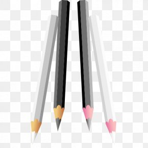 Cartoon Pencil - Pencil Drawing Cartoon PNG