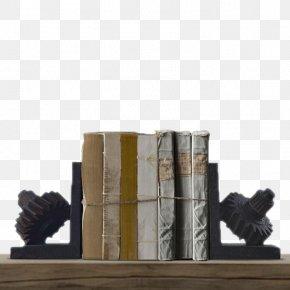 Steam Engine Gear Block Bookshelf - Bookcase Creativity Living Room PNG