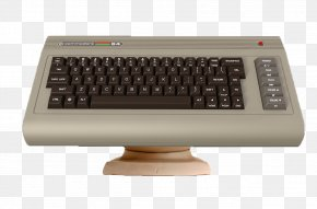 Computer - Commodore 64 Computer Keyboard Commodore International Apple II PNG