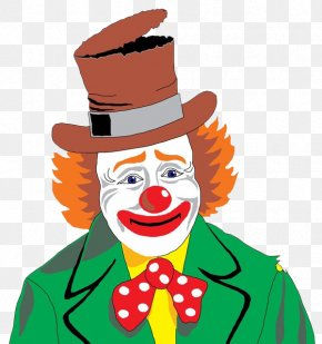 A Clown - Joker Clown Clip Art PNG