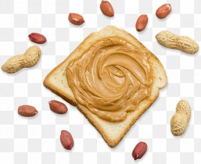 Qualities - Toast Peanut Butter Paste PNG