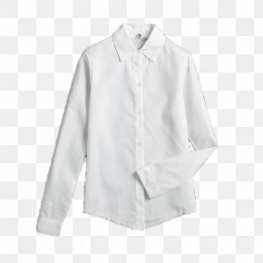 Minimalist Urban Fashion Perspective Popular White Shirt - White Shirt Download PNG