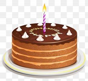 Birthday Cake Transparent Images - Birthday Cake German Chocolate Cake Cherry Cake Muffin PNG