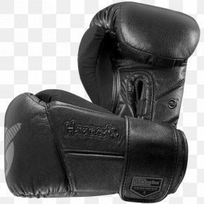 Boxing Gloves - Boxing Glove Sporting Goods Leather PNG