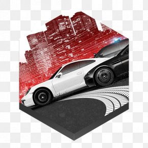 Game Need For Speed Most Wanted - Automotive Exterior Model Car Brand PNG