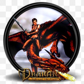 Drakan Order Of The Flame 1 - Mythical Creature PNG