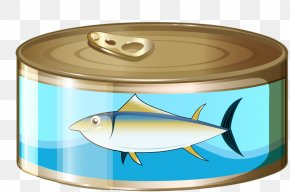 Canned Fish - Tuna Can Stock Photo Clip Art PNG