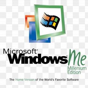 Windows Logo Elements - Windows ME Microsoft Windows Operating System Windows 98 PNG