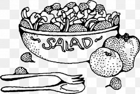 Fruits Salad - Coloring Book Fruit Salad Colouring Pages Lettuce PNG