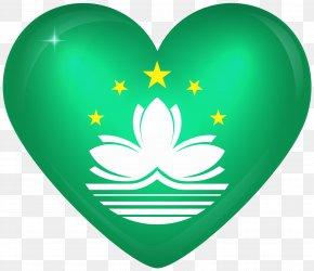 Heart Flag - Flag Of Macau National Flag Flag Of India PNG