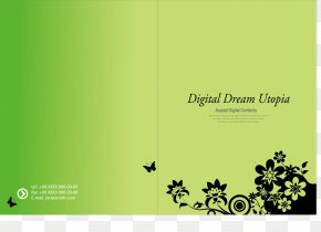 Cover Design - Graphic Design Template PNG