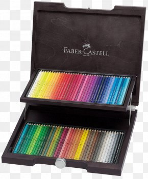 Watercolor Present - Paper Faber-Castell Colored Pencil Watercolor Painting PNG