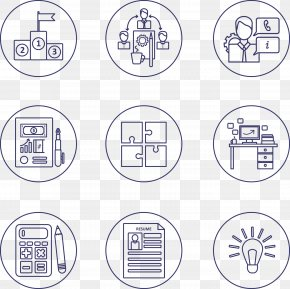 Office Icon - Icon Design Vector Graphics PNG