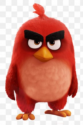 Red Bird The Angry Birds Movie Transparent Image - Angry Birds Action! Angry Birds Star Wars Angry Birds 2 Angry Birds POP! PNG
