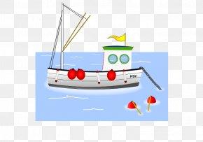 Fishing Trip Cliparts - Fishing Vessel Boat Clip Art PNG