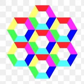 Magenta Symmetry - Line Symmetry Pattern Square Magenta PNG