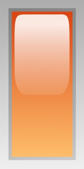 Tan Rectangle Cliparts - Rectangle Orange Clip Art PNG