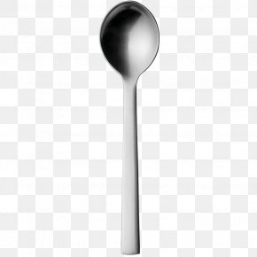 Spoon Image - Spoon Black And White Product Design PNG