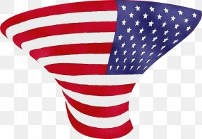 Flag Flag Of The United States - Red Flag Of The United States Flag Clip Art PNG