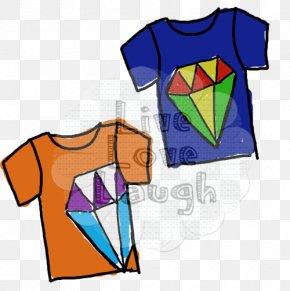 T-shirt - T-shirt Sleeve Cartoon Clip Art PNG