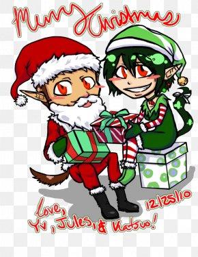 Santa Claus - Santa Claus Christmas Ornament Human Behavior Clip Art PNG