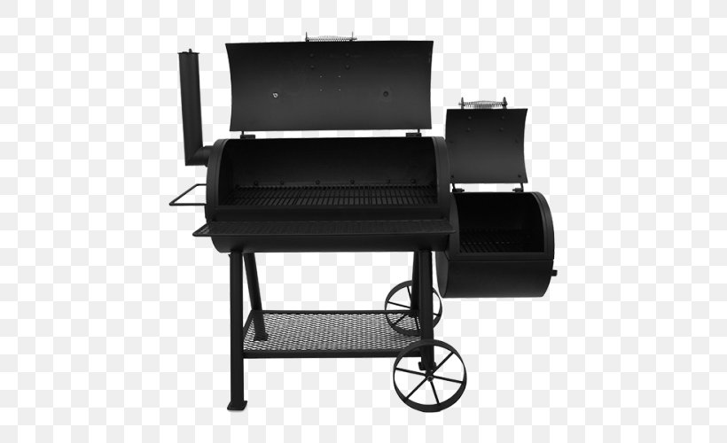 Barbecue BBQ Smoker Smoking Oklahoma Joe's Grilling, PNG, 500x500px, Barbecue, Barbecue Grill, Bbq Smoker, Charbroil, Cooking Download Free