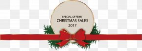 Promotional Christmas Signboard - Christmas PNG
