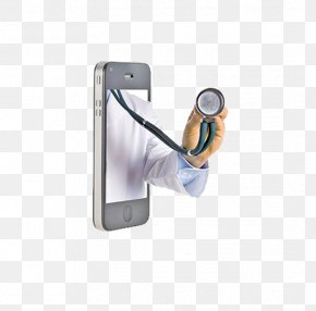Smart Phone - Physician Doctors Office Health Care Telemedicine PNG