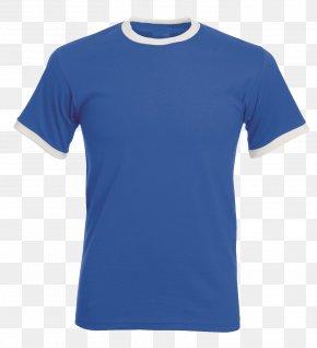 T-shirt - Ringer T-shirt Gildan Activewear Crew Neck PNG