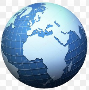 Earth - Earth Land And Water Hemispheres Stock Photography PNG
