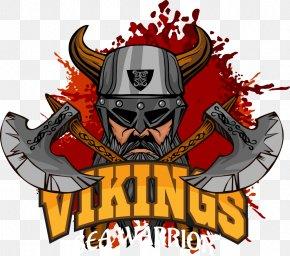 Vector Viking - Viking Computer File PNG